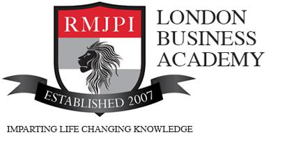 RMJPI London Business Academy Online Distance Learning